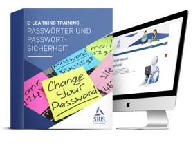 IT-Sicherheitsunterweisung Passwortsicherheit
