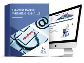 IT-Sicherheitsunterweisung Phishing-E-Mails