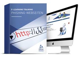 IT-Sicherheitsunterweisung Phishing-Webseiten