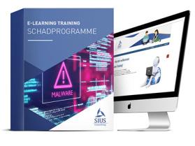 IT-Sicherheitsunterweisung Schadprogramme