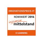 SIUS Consulting und Sicherheitsschulungen.online erhalten die Auszeichnung Innovationspreis-IT 2014