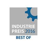 SIUS Consulting und Sicherheitsschulungen.online erhalten die Auszeichnung Industriepreis 2016
