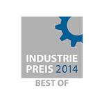 SIUS Consulting und Sicherheitsschulungen.online erhalten die Auszeichnung Industriepreis 2014
