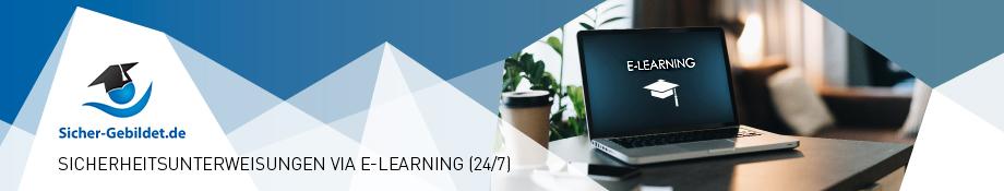 e-learning, e-learning Sicherheit, e-learning Sicherheitsunterweisung, e-learning Sicherheitsschulung, Sicherheitsunterweisung online, Sicherheitsschulung online